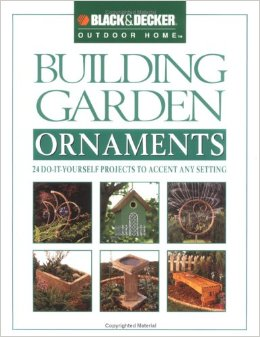 Building garden ornaments