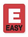 E label